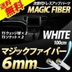 LEDテープライトよりもアクリルファイバー! 送料無料