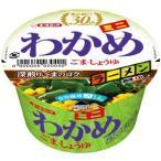 エースコック ミニわかめラーメン ごま醤油 38g×12個 【送料無料】