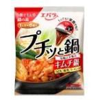 エバラ食品 プチッと鍋 キムチ鍋 1袋(23g×6袋)×12袋×2ケース 【送料無料】