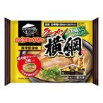 【送料無料】キンレイ お水がいらない ラーメン横綱 1食(465g)×12袋(1ケース) 【冷凍】