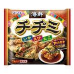 【送料無料】日本製粉  オーマイ海鮮チヂミ 袋200g×15袋(1ケース) 【冷凍】