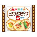 森永 森永クラフト家計応援とろけるスライス5枚 ×15個 【冷蔵】