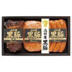 自然の恵み豊かな九州の大地ですくすく育った「九州産黒豚」を使用して丁寧に作り上げました。  ●パッケージ:化粧箱 ●パッケー...