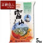 【新米!】H28年富山県産コシヒカリ 白米5kg OCライス