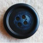 小学生制服前ボタン(大ボタン) 農紺色 マーブル調