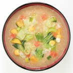 成城石井 ざくざくキャベツと六種野菜のお味噌汁 10食