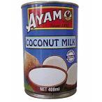 アヤム/ココナッツミルク 400ml<ココナッツ>