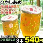 飲料 ひやしあめ 180ml×3本 1組 瓶入り ワンカップ 高知産しょうが使用 桜南食品
