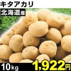 じゃがいも 北海道産 キタアカリ 10kg 1組