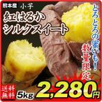 紅はるか 1kg 【2セット以上で送料無料&おまけ付】 熊本産 極甘蜜芋