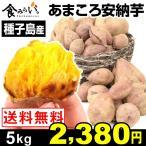 安納芋 種子島産 あまころ安納芋 5kg1箱 送料無料 小芋 ご家庭用 さつまいも 数量限定 グルメ