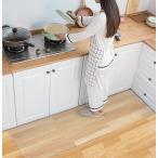 セイコーテクノ キッチンマット 約60cm×240cm 1.5mm厚  クリア PVC 透明 拭ける 台所 在庫あり即納