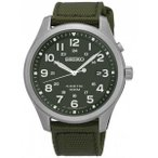逆輸入SEIKO KINETIC セイコー SEIKO キネティック クオーツ メンズ 腕時計 SKA725P1 カーキ【ネコポス不可】