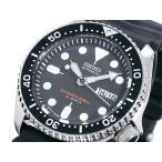 【3年保証】【逆輸入SEIKO】セイコー ダイバー ブラックボーイ 自動巻き 腕時計 SKX007J1【ネコポス不可】
