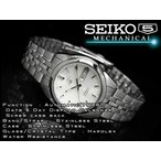 セイコー セイコー5 SEIKO5 セイコーファイブ メンズ 腕時計 SNK355 逆輸入セイコー 自動巻き メカニカル 機械式 メタルベルト SNK355K SNK355K1