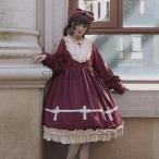 ロリータ ゴシックファッション ワンピース ゆめかわいい