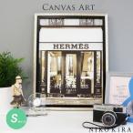 アート パネル エルメス HERMES ゴールド デザイナー エントランス ショップ 玄関 アート ブランド パネル アート フレーム 北欧キャンバスS