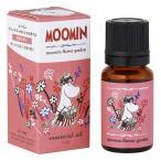 ムーミン ブレンドエッセンシャルオイル 花畑の香り 10ml ※ゼラニウム、イランイラン、ジャスミンなど