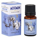 ムーミン ブレンドエッセンシャルオイル 月夜の香り 10ml ※シダーウッドアトラス、真正ラベンダー、レモンなど