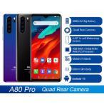 Blackview A80 Pro 4GB  64GB Android 10 4G SIMフリースマホ本体 携帯本体 日本語対応 Android 10.0