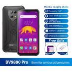 Blackview BV9800 Pro 6GB 128GB SIMフリースマホ 本体 携帯 Helio P70 Android 9.0 日本語対応