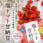 新・塩トマト甘納豆 140g 2個セット アンデスの天然岩塩を使用 甘納豆 おやつ お茶うけ メール便 送料無料