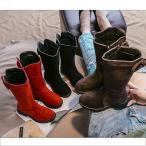 ブーツ 女の子 キッズシューズ 秋冬 可愛い ロングブーツ 子供用 子供靴 裏起毛 おしゃれ