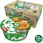 即日出荷 東洋水産 マルちゃん  緑のたぬき天そば(東) 天ぷらそば 蕎麦 101g×12個