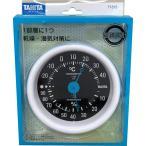タニタ TANITA 温湿度計 ブラック TT-515-BK 温度計 アナログ