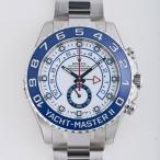 ROLEX ロレックス ヨットマスター2 116680 ホワイト メンズ