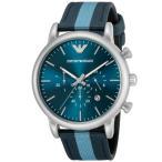 EMPORIO ARMANI エンポリオアルマーニ 腕時計 メンズ AR1949 ブルー