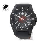 HUNTING WORLD ハンティングワールド メンズ 腕時計 TOUGH ELEPHANT カーボンベゼル ブラック×レッド HW026RD