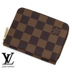 LOUIS VUITTON ルイヴィトン N63070 ダミエ ジッピーコインパース