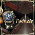 腕時計 メンズ ハンドメイド  twincle (twincle-m)