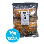 元祖柿の種 徳用袋 240g 16g×15袋入り ギフト 浪花屋 菓子 製菓 お煎餅 あられ