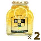 瀬戸田レモン 国産 輪切りはちみつ漬け 470g×2個セット 蜂蜜レモン 果物コンポート ギフト