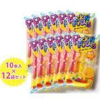マルゴ食品 ポッキンフルーツ 果汁20% 10本入り×1