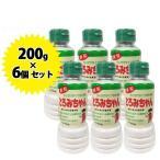 顆粒片栗粉 とろみちゃん 200g×6本セット 国産 無添加 でんぷん片栗粉 業務用 調味料