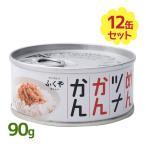 ふくや めんツナかんかん 90g×12個セット 国産 明太子ツナ缶 缶詰 ツナフレーク ギフト