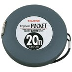 タジマ エンジニアポケット20M EPK-20BL テープ長:20m 巻尺 巻き尺 メジャー スケール 距離測定器 測定器 diy 作業工具 大工道具