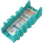 SK11 マイターボックス 2×4材用 のこぎり 鋸 ノコギリ 金属 小型 種類 切断 diy 作業工具 大工道具 通販