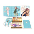 NEW GAME! Lv.4 Blu-ray
