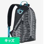 ナイキ KD/Nike KD KD マックス エア VIII ユース バックパック/リュック メンズ ブラック/ブルーラグーン レアアイテム