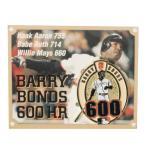 バリー・ボンズ ピンズ ピンバッジ ピンバッヂ サンフランシスコ・ジャイアンツ MLB グッズ 600 本塁打 ホームラン 記念