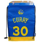 NBA ウォリアーズ ステファン・カリー シューズサック Forever ブルー/イエロー