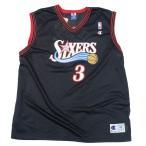 NBA アレン・アイバーソン 76ers ユニフォーム/ジャージ レプリカ Champion ロード
