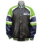 NFL シーホークス ジャケット/ジャンパー Defense ジャケット G-III