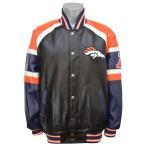 NFL ブロンコス ジャケット/ジャンパー Defense ジャケット G-III