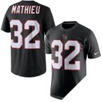お取り寄せ NFL カーディナルス タイラン・マシュー プレイヤー ネーム&ナンバー Tシャツ ナイキ/Nike