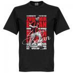 ACミラン ズボニミール・ボバン Tシャツ SOCCER レジェンド サッカー/フットボール ブラック